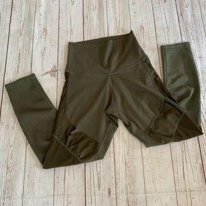 DYI Hi-waisted cropped leggings - Size Small